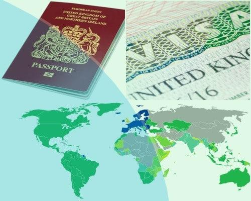 Property Inspection Report for Spouse Visa London