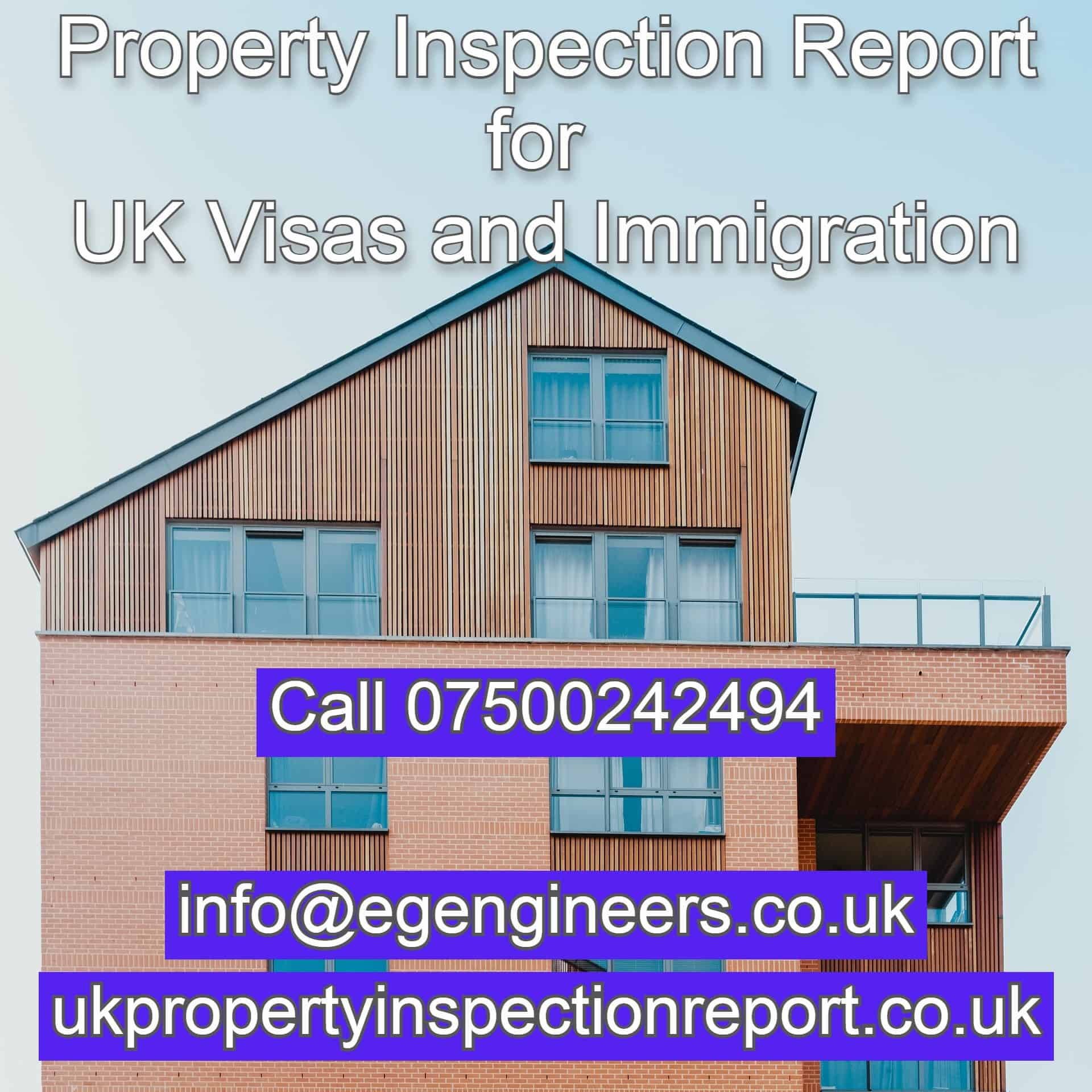 Accommodation Certificate for Immigration Reading
