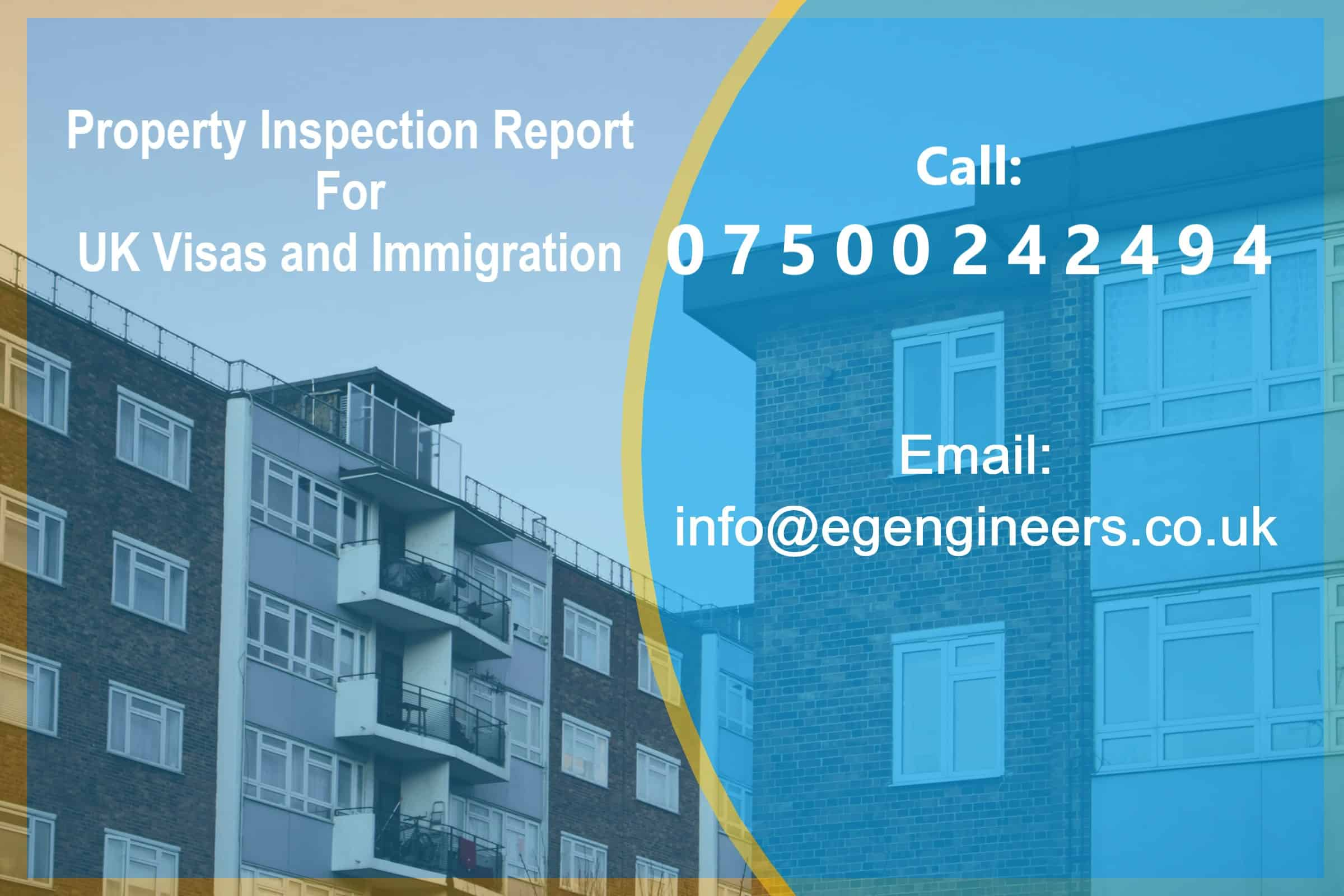 accommodation certificate for Visa and Immigration Romford