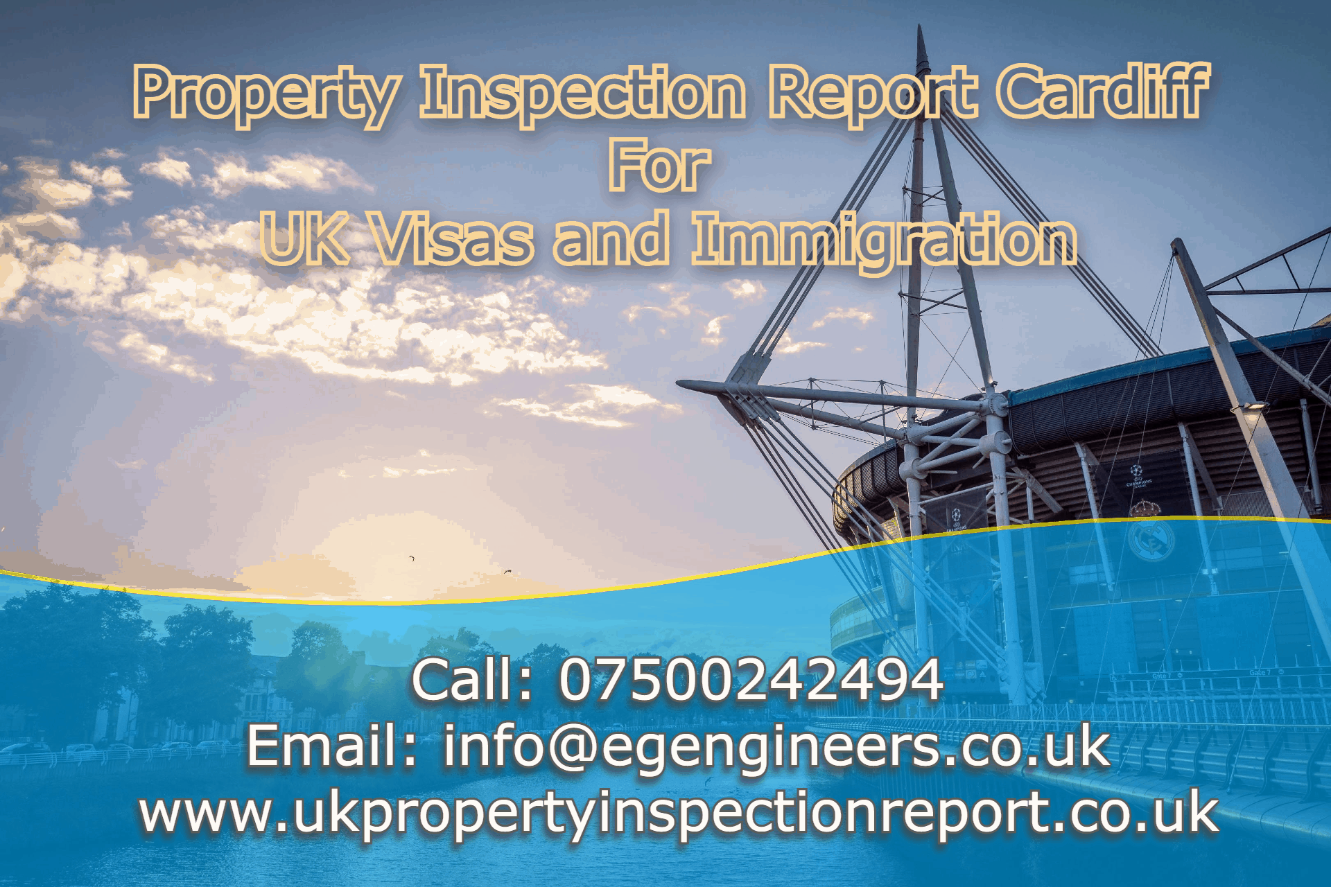 Property inspection Report Cardiff