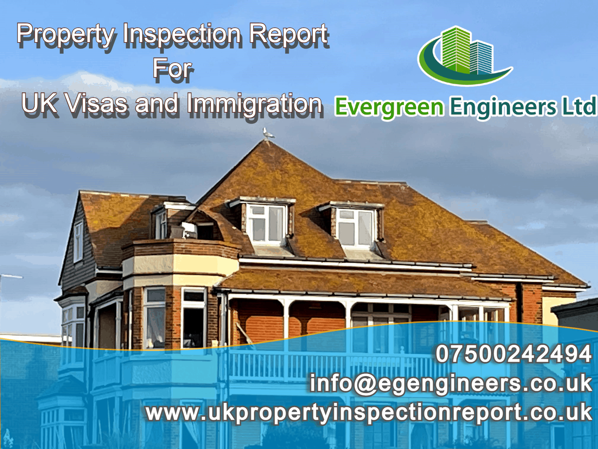 Property inspection report St Albans